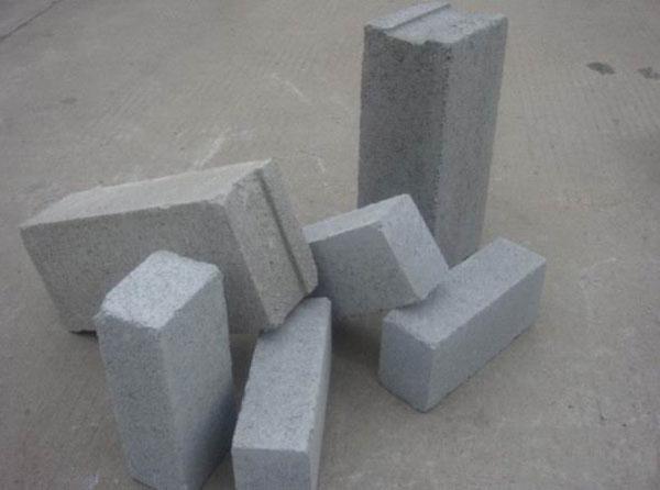 混凝土实心砌块砖
